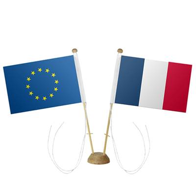 2 mâts FRANCE/EUROPE