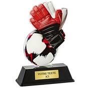 Filles Football 3D Skill Heavyweight Tall trophée 3 Tailles sans LOGO /& Gravure